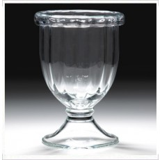 William Yeoward Country Fanny Green Water Goblet