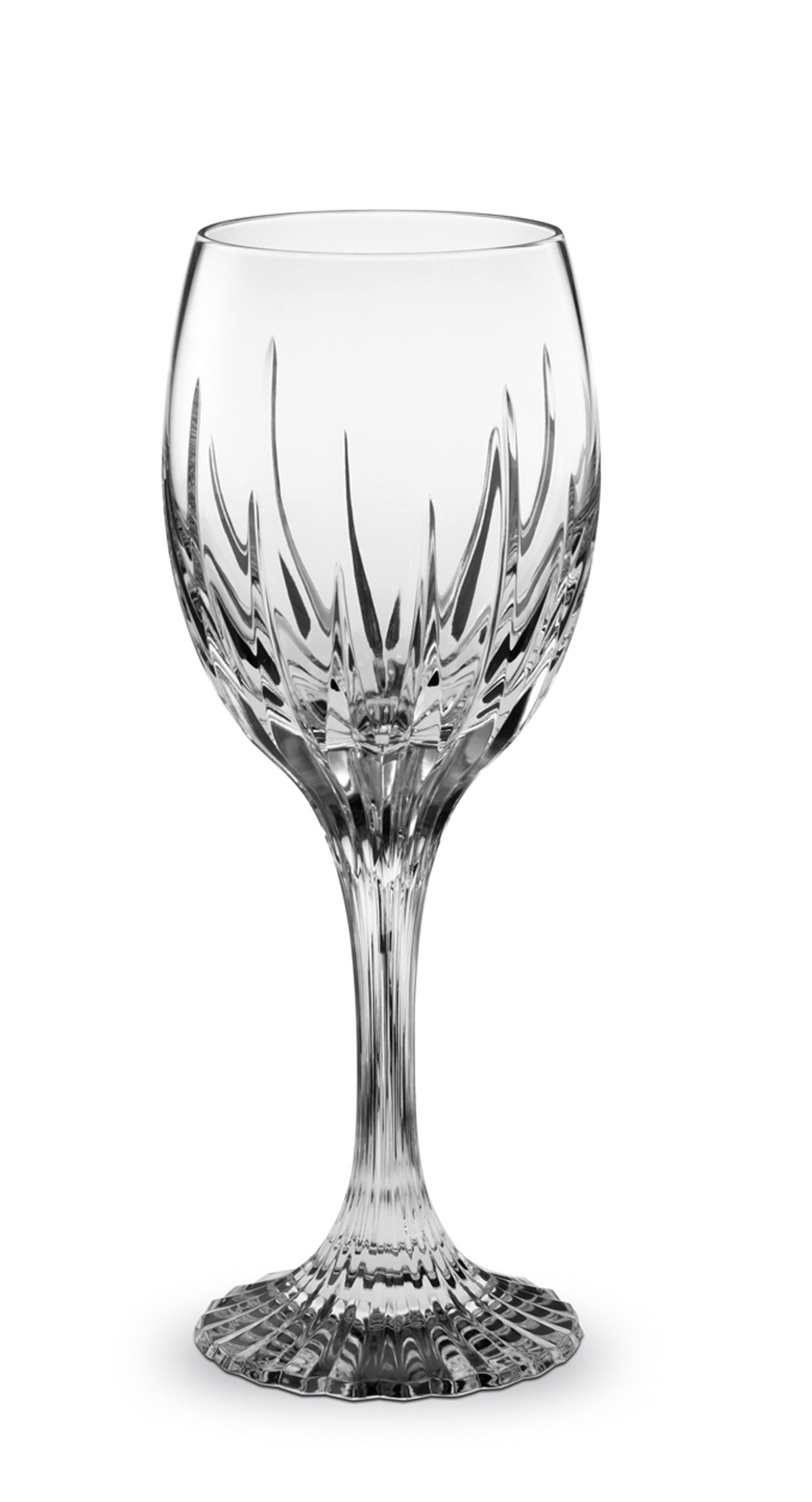 Baccarat Crystal Jupiter Red Wine Glass