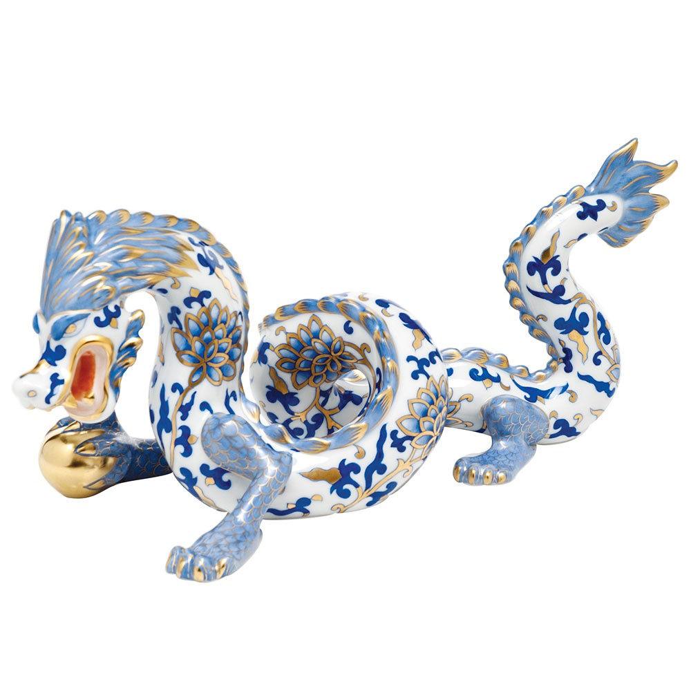 Herend Reserve Collection Ming Dynasty Dragon