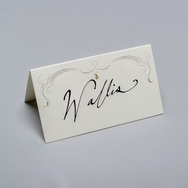 Karen Adams Bea Gres Place Cards