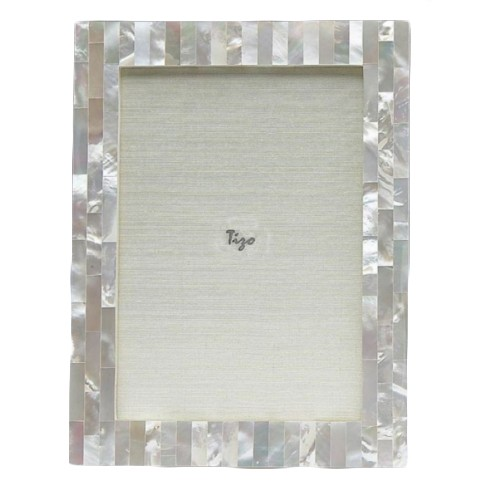 mother of pearl frame 5x7 - Mother Of Pearl Picture Frame