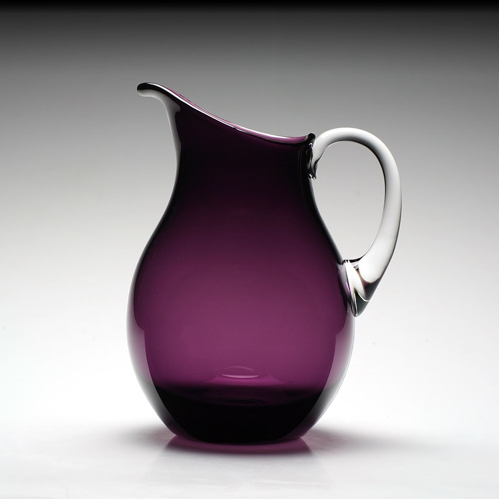 William Yeoward Country Amethyst Water Jug