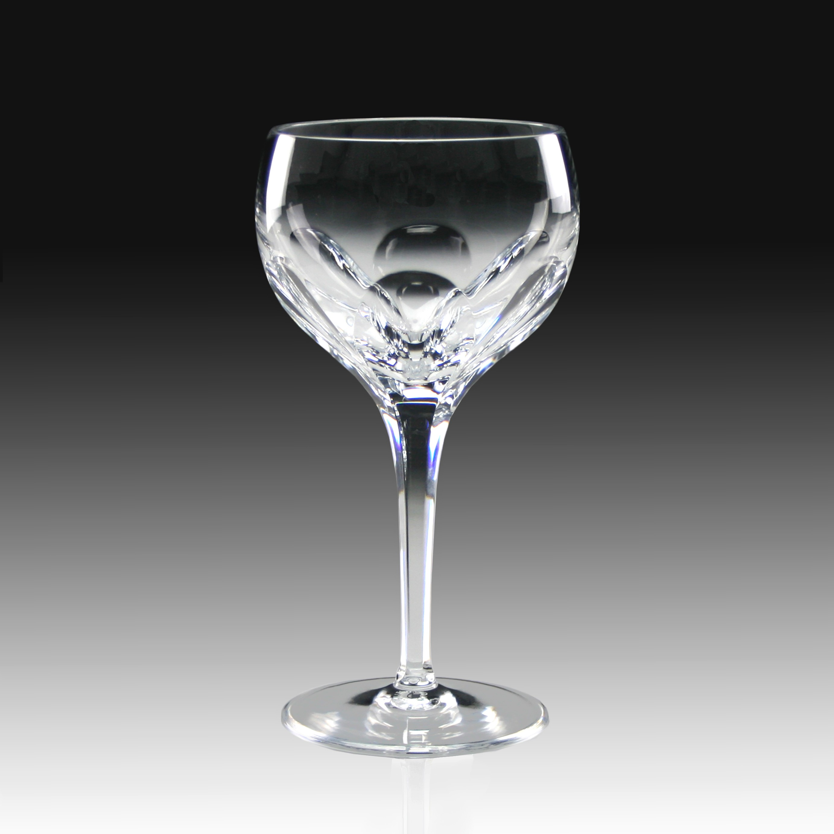 William Yeoward Crystal Penelope Burgundy Glass