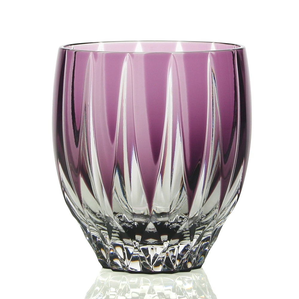 William Yeoward Crystal Vita Amethyst DOF Tumbler