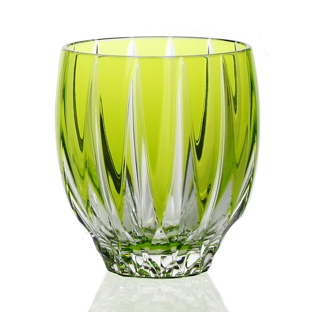 William Yeoward Crystal Vita Green DOF Tumbler