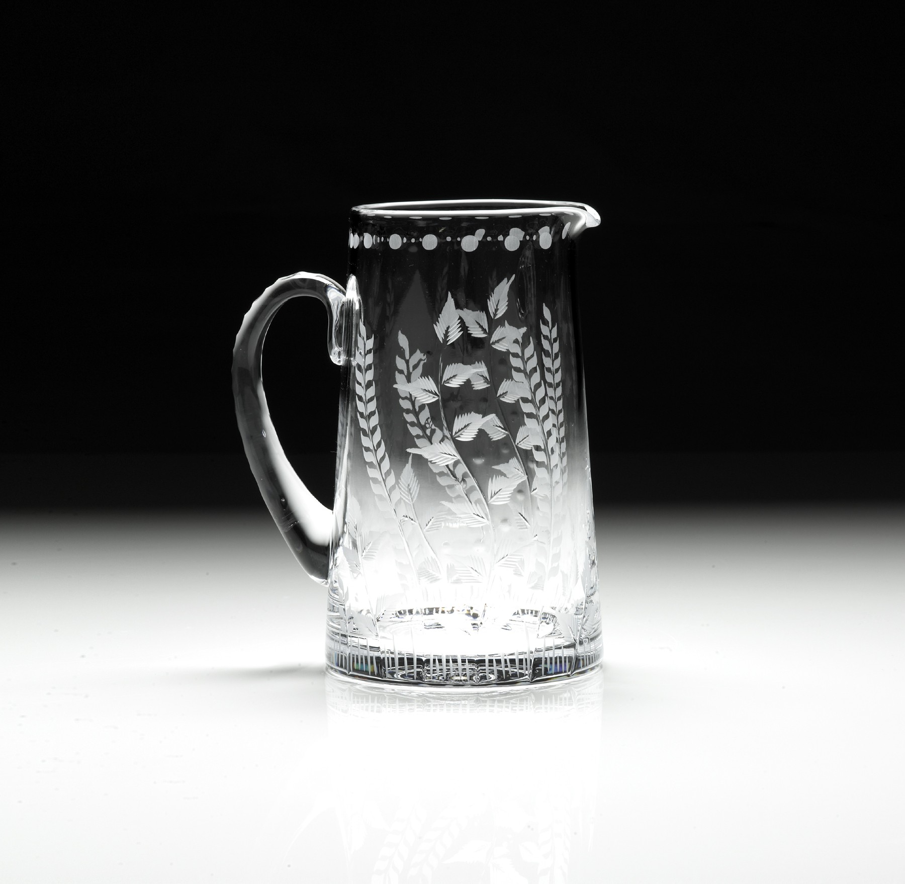 William yeoward crystal fern pitcher for William yeoward crystal patterns
