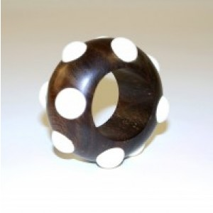 Ivory M&M Napkin Rings