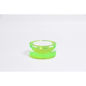AVF Acrylic Mini Infinity Bowl, Green