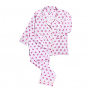 Marigot Azalea Starfish Long Pajama Set