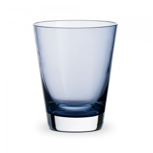 Baccarat Crystal Mosaïque Sapphire Tumbler