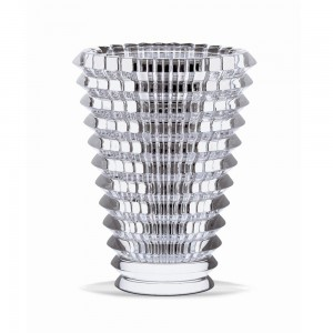 Baccarat Crystal Large Eye Vase
