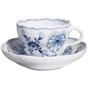 Meissen Blue Onion Coffee/Tea Cup