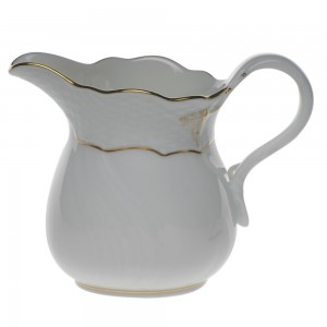 Herend Golden Edge Creamer