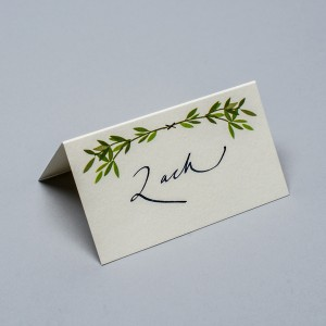 Karen Adams Marcus Place Cards