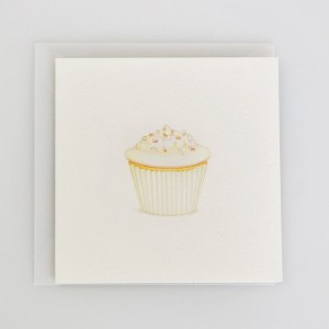 Karen Adams Cupcake Gift Enclosure
