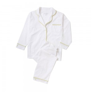 Marigot Lime Long Pajama Set