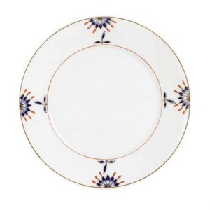Meissen Noble Blue Bread and Butter Plate