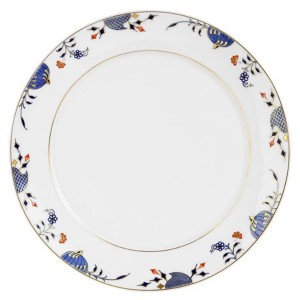 Meissen Noble Blue Dinner Plate