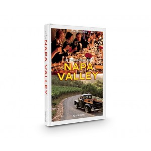 Spirit of Napa Valley Book