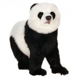 Stuffed Panda Animal