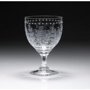 William Yeoward Crystal Fern Water Goblet