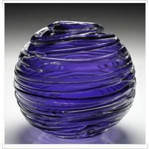 William Yeoward Indigo Sophie Vase, Large