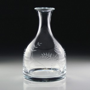 William Yeoward Country Wisteria Magnum Carafe