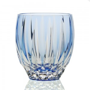 William Yeoward Crystal Vita Blue DOF Tumbler