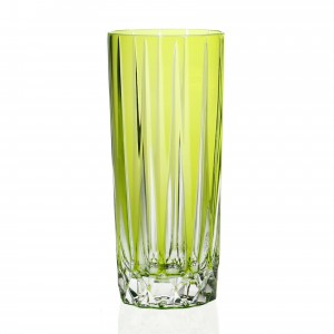 William Yeoward Crystal Vita Green Highball Glass