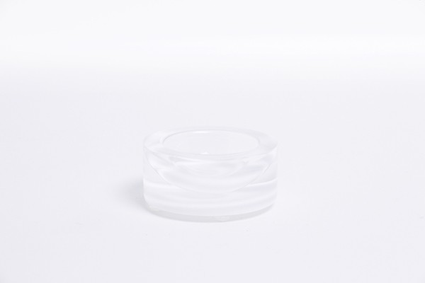 AVF Acrylic Mini Infinity Bowl, Clear