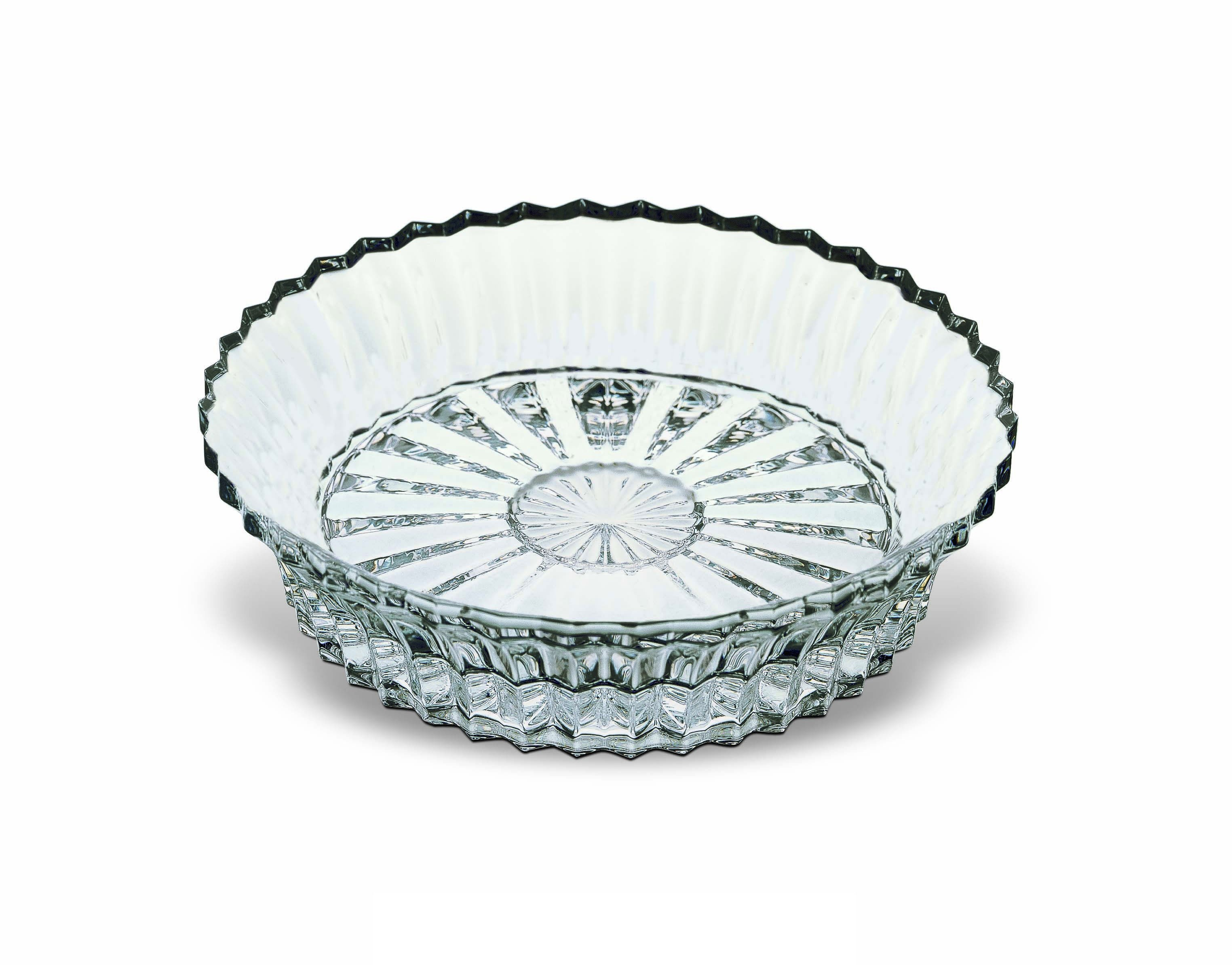 Baccarat Crystal Mille Nuits Wine Coaster