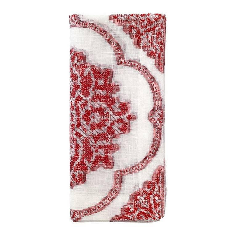 Bodrum Corte Red Napkins