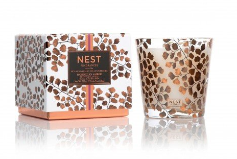 Nest 10th Anniversary Moroccan 3 Wick Candle