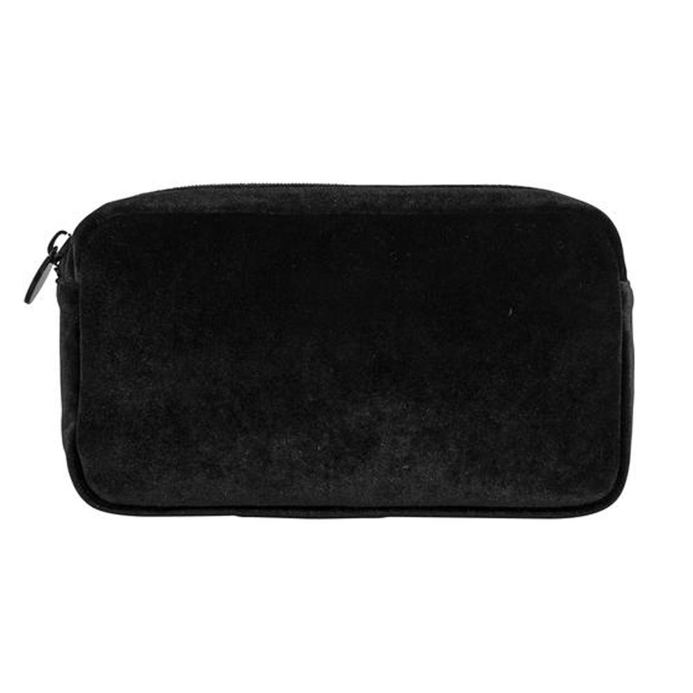 Stoney Clover Small Pouch, Black Velvet
