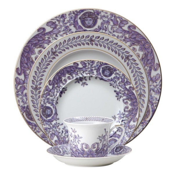 Versace Le Grand Divertissement Service Plate