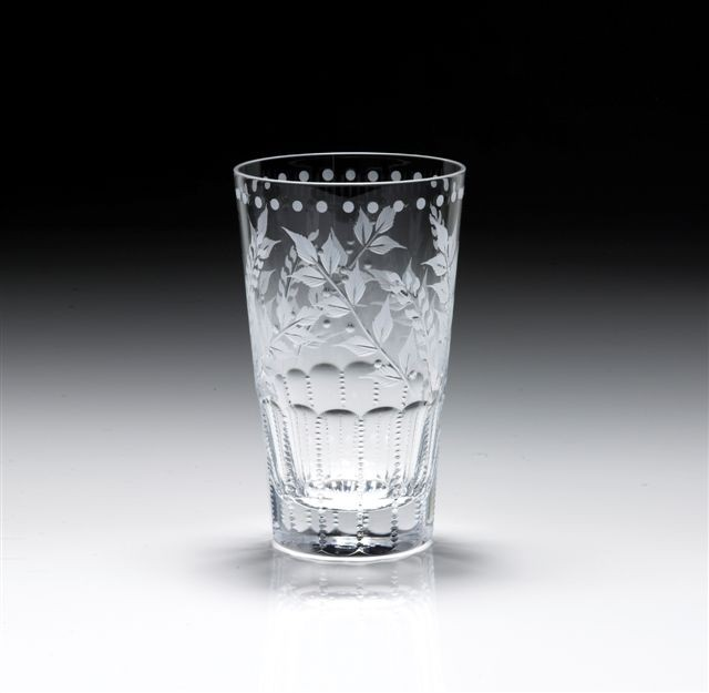 William Yeoward Crystal Fern Highball Glass