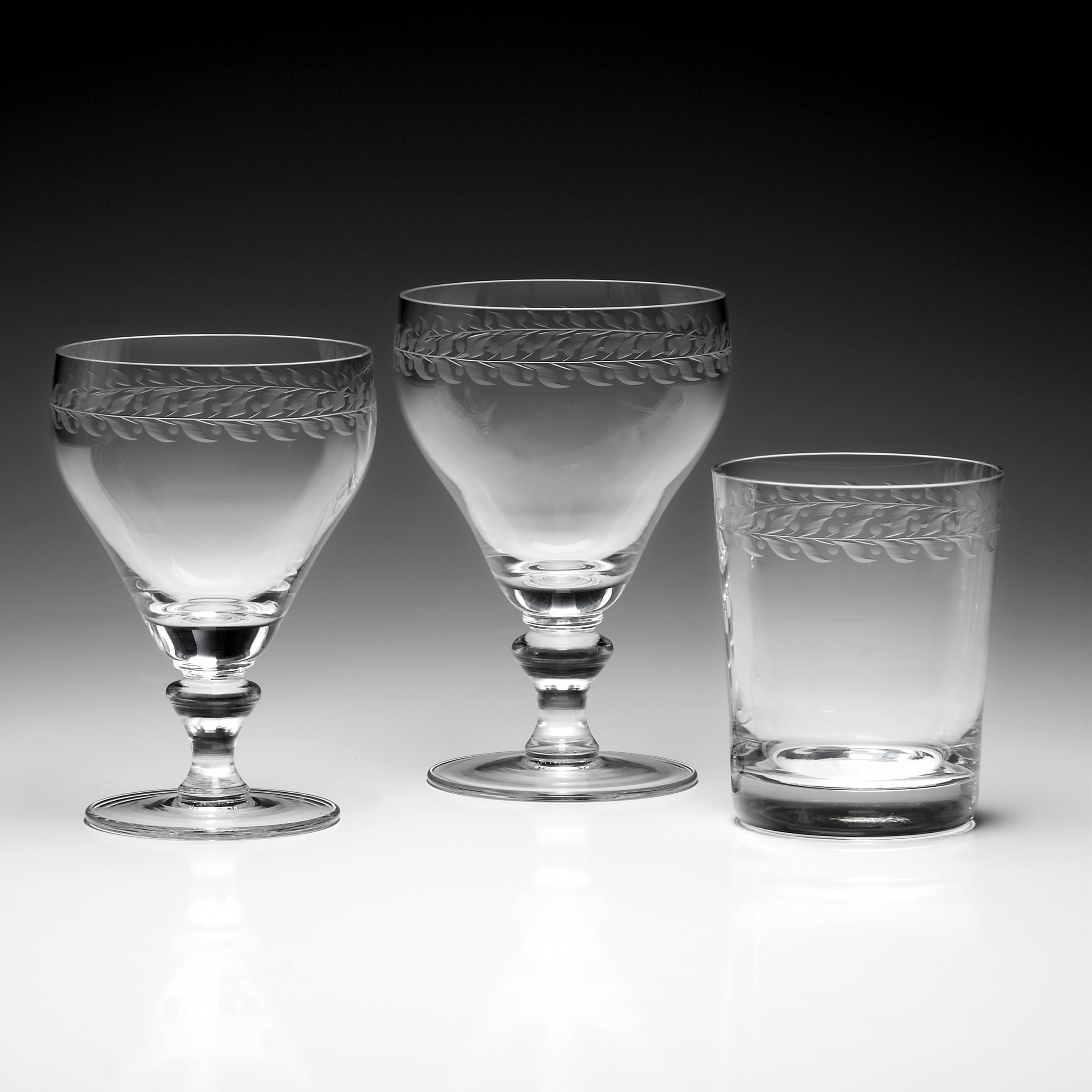 William Yeoward Country Bay Water Goblet