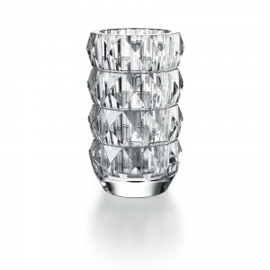 Baccarat Large Luxour Round Vase