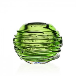 WILLIAM YEOWARD MIRANDA MINI GLOBE VASE