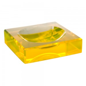 AVF Acrylic Charm Bowl, Yellow