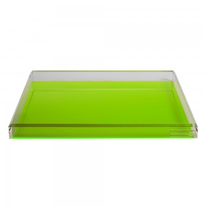 AVF Cocktail Tray, Green