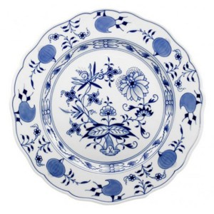 Meissen Blue Onion Dinner Plate