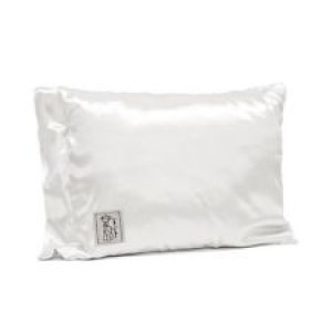 Satin Cream Baby Pillow