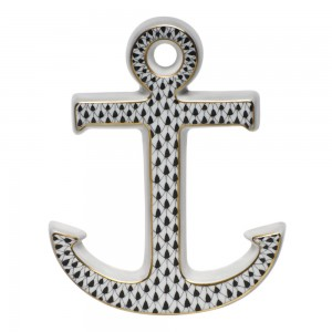 Herend Anchor, Black