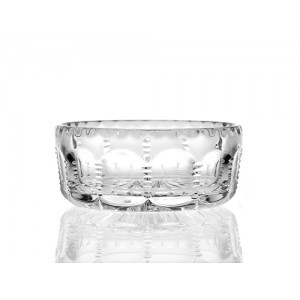 William Yeoward Crystal Inez Nut/Olive Dish