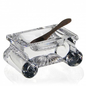 William Yeoward Crystal June Salt/Pepper Dish