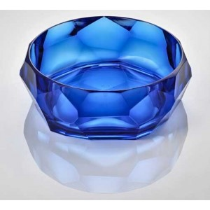 Mario Luca Giusti Supernova Blue Salad Bowl