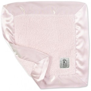 Luxe Pink Baby Blanket