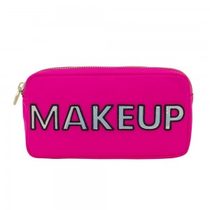 Stoney Clover Small Makeup Pouch, Pink