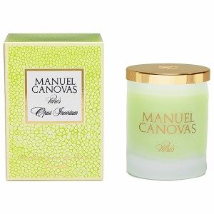 Manuel Canovas Opus Incertum Candle, Medium